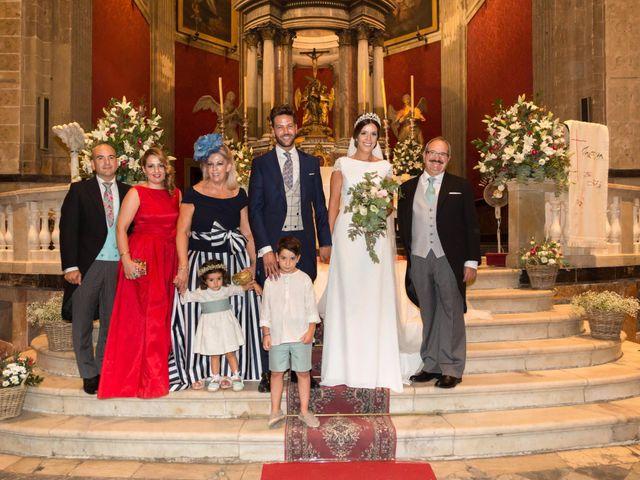 La boda de Jaime y Rocio en Jerez De La Frontera, Cádiz 64