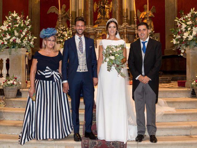 La boda de Jaime y Rocio en Jerez De La Frontera, Cádiz 65