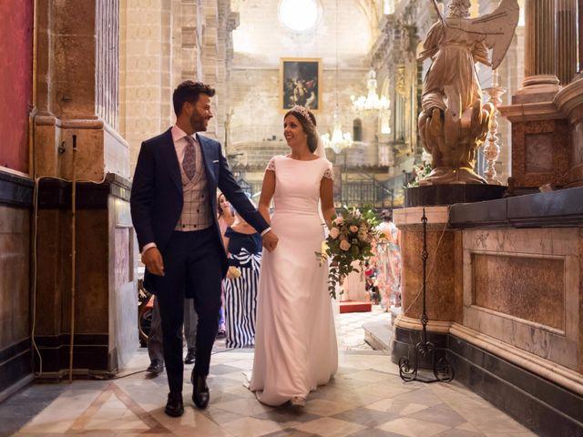 La boda de Jaime y Rocio en Jerez De La Frontera, Cádiz 67