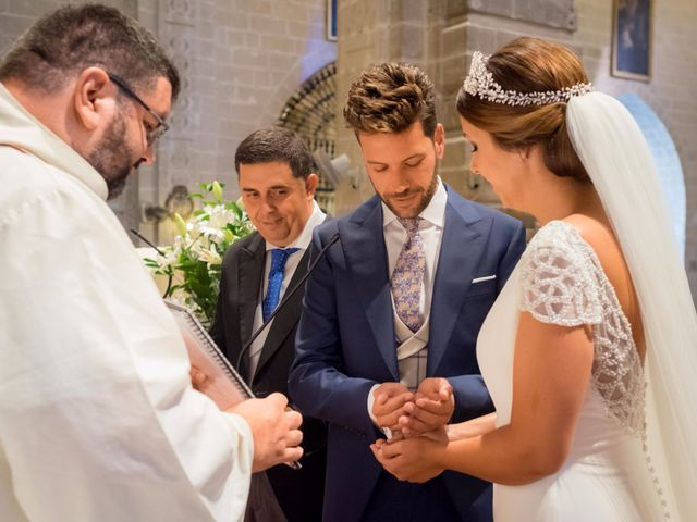 La boda de Jaime y Rocio en Jerez De La Frontera, Cádiz 71