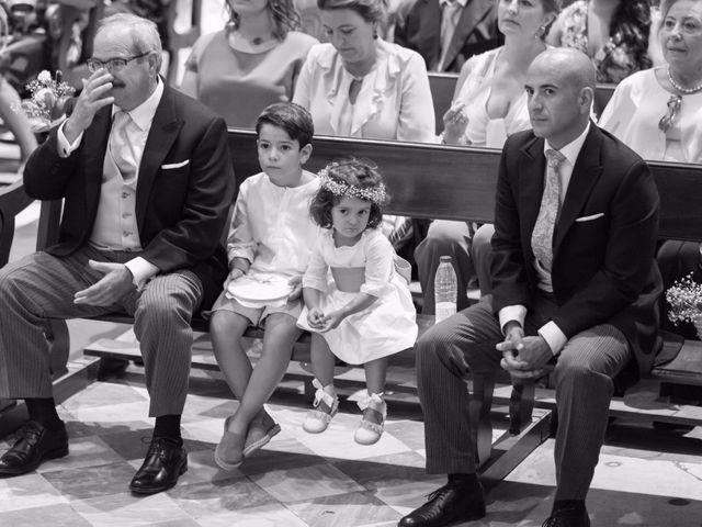 La boda de Jaime y Rocio en Jerez De La Frontera, Cádiz 75