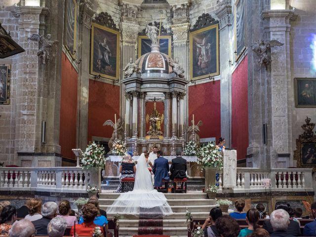 La boda de Jaime y Rocio en Jerez De La Frontera, Cádiz 80