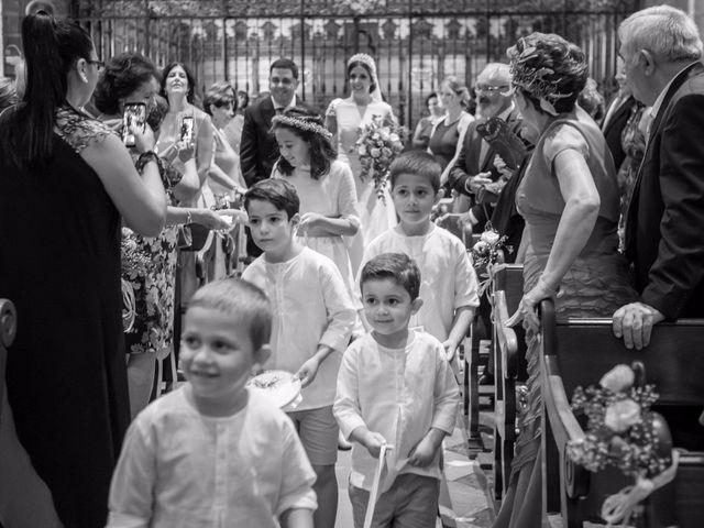 La boda de Jaime y Rocio en Jerez De La Frontera, Cádiz 85
