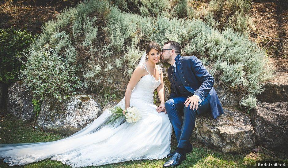 La boda de Jose y Eli en Montcada I Reixac, Barcelona