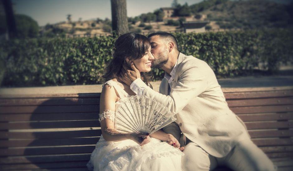 La boda de Alejandro  y Cristina en Hellin, Albacete