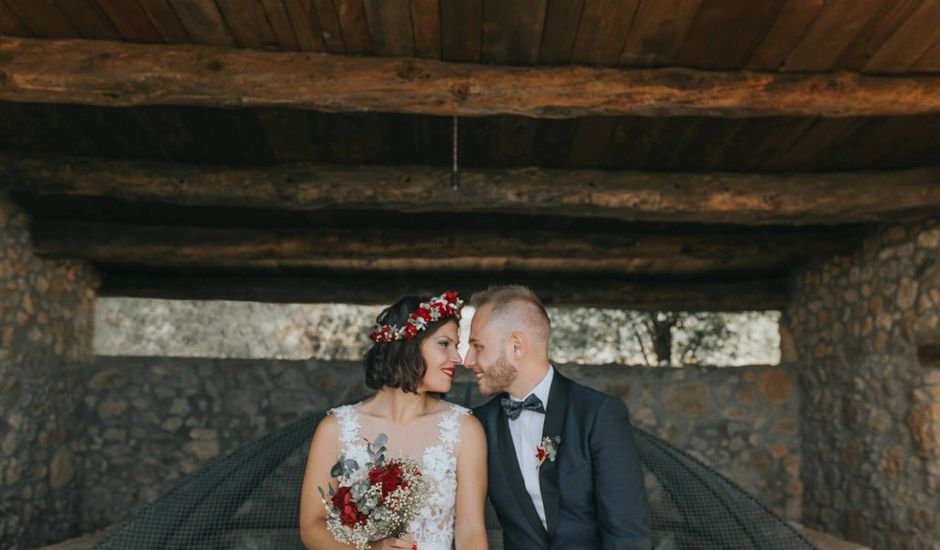 La boda de Miguel y Mercè en Canalda, Lleida