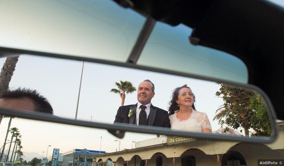 La boda de Encarna y Pachi en Albatera, Alicante