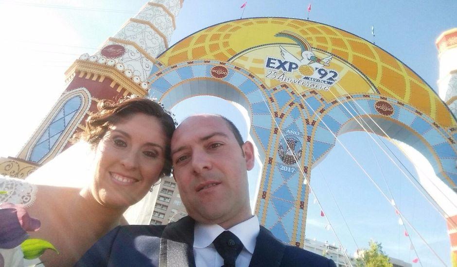 La boda de Efrain y Patricia en Sevilla, Sevilla