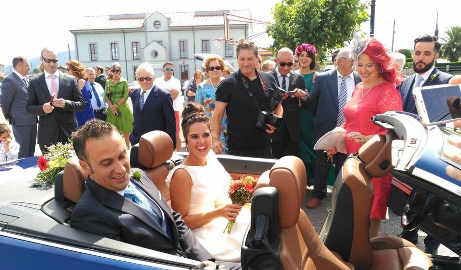 La boda de Nicolás  y Patricia en Oviñana (Cudillero), Asturias