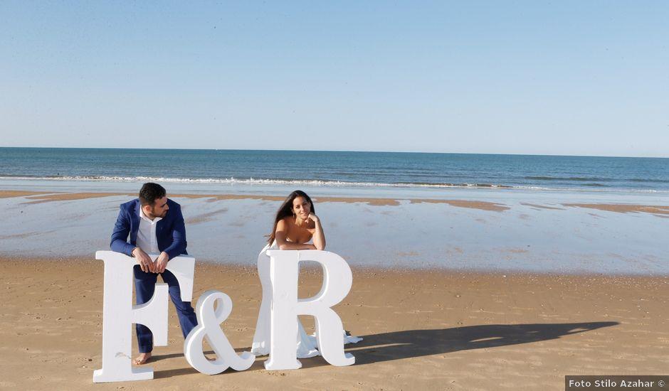La boda de Fabio y Rosario en Sevilla, Sevilla