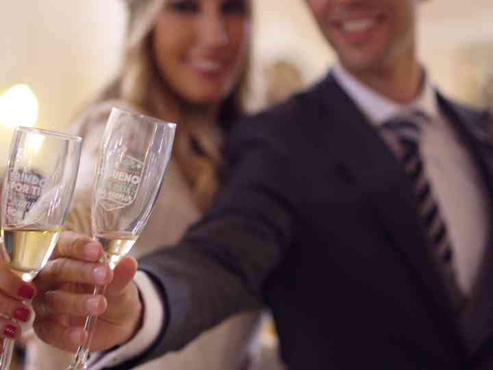 La boda de Carlos y Laura