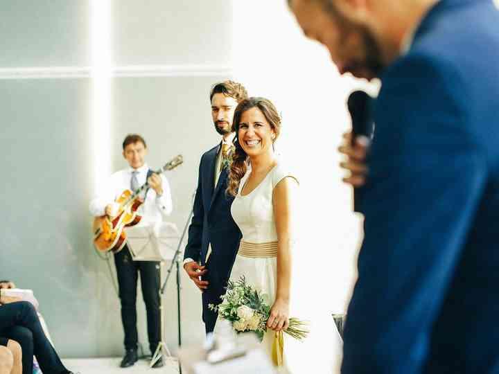 La boda de Eli y Guille