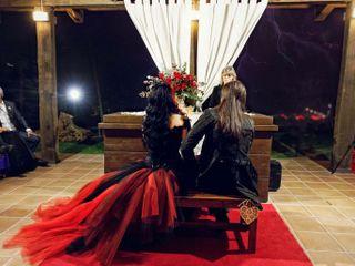La boda de Lily y Dani