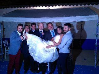La boda de Silvia y Paulo 1