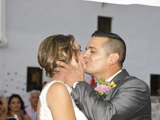 La boda de Silvia y Paulo