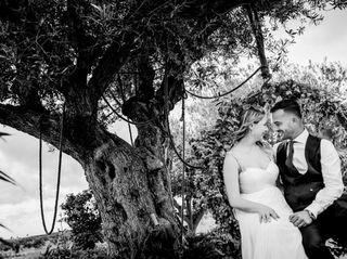 La boda de Cuscu y Nico