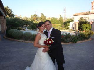 La boda de Sergio y Marta
