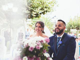 La boda de Noelia y Adrián
