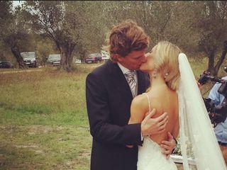 La boda de Gis y Sergi