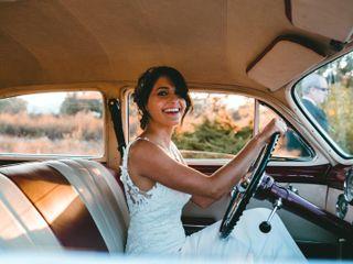 La boda de Paula  y Andrés  1