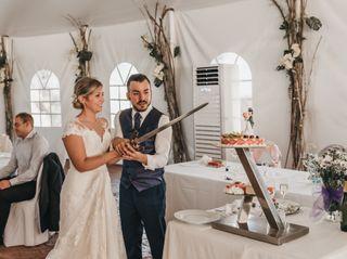 La boda de Micaela y Nicolás