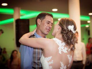La boda de Jenifer y Manuel
