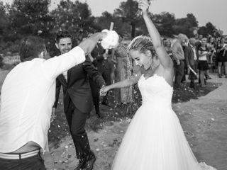 La boda de Diana y Óscar