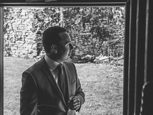 La boda de Cristian y Ana en Valdelavilla, Soria 1