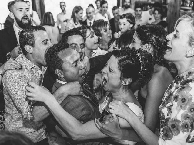 La boda de Cristian y Ana en Valdelavilla, Soria 2