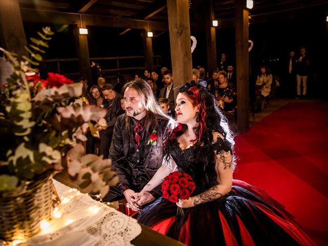 La boda de Dani y Lily en Terrassa, Barcelona 21