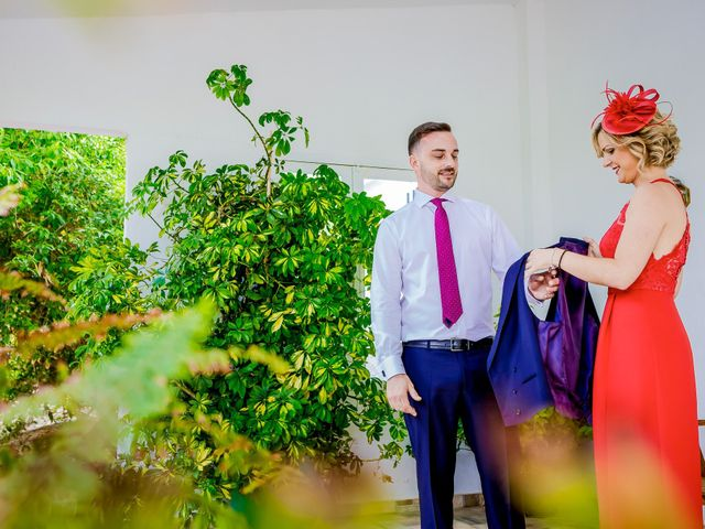 La boda de Nico y Cuscu en Elx/elche, Alicante 10