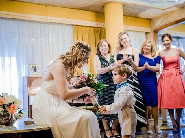 La boda de Nico y Cuscu en Elx/elche, Alicante 11