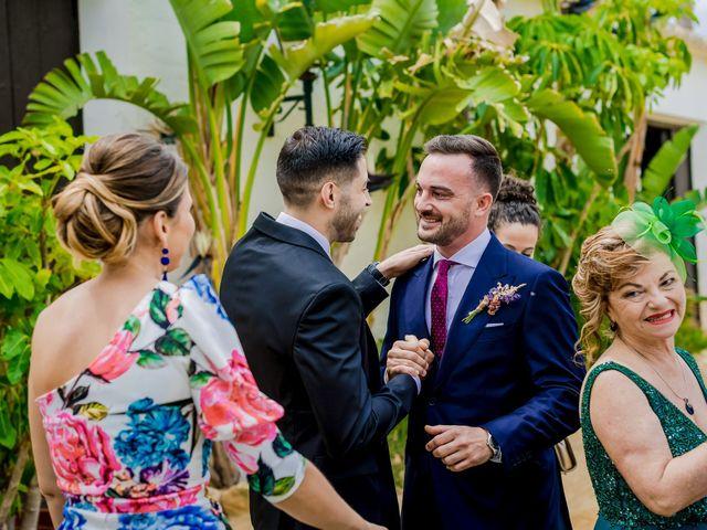 La boda de Nico y Cuscu en Elx/elche, Alicante 17