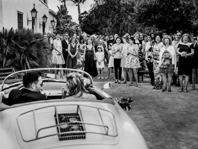 La boda de Nico y Cuscu en Elx/elche, Alicante 18