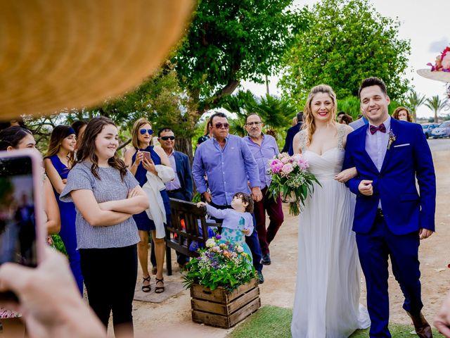 La boda de Nico y Cuscu en Elx/elche, Alicante 19