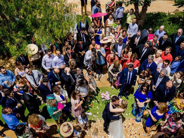 La boda de Nico y Cuscu en Elx/elche, Alicante 1