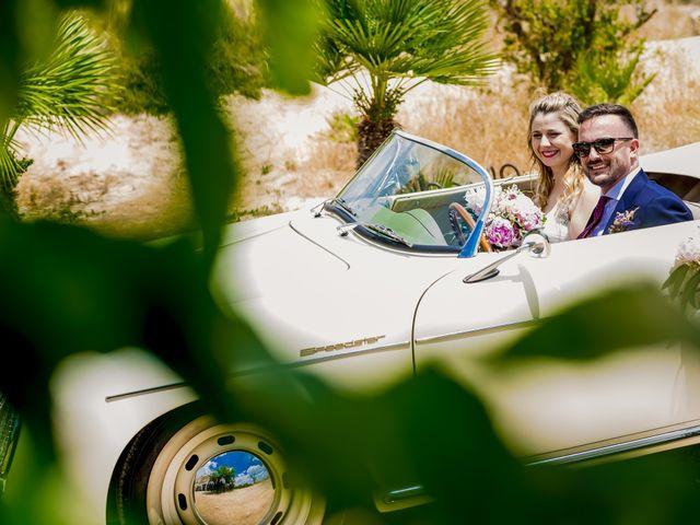 La boda de Nico y Cuscu en Elx/elche, Alicante 25