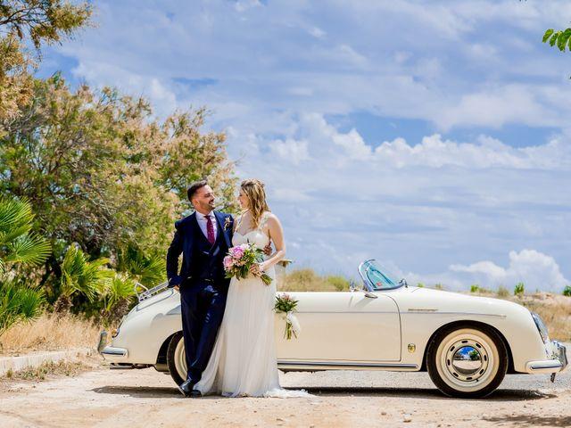 La boda de Nico y Cuscu en Elx/elche, Alicante 26
