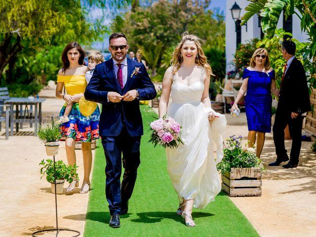 La boda de Nico y Cuscu en Elx/elche, Alicante 27