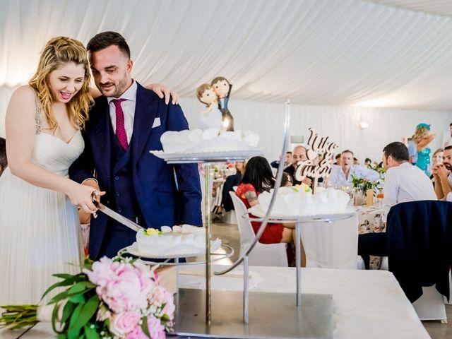 La boda de Nico y Cuscu en Elx/elche, Alicante 33