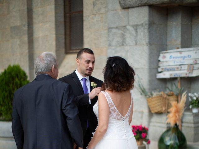 La boda de Javier y Susana  en El Collell, Girona 5