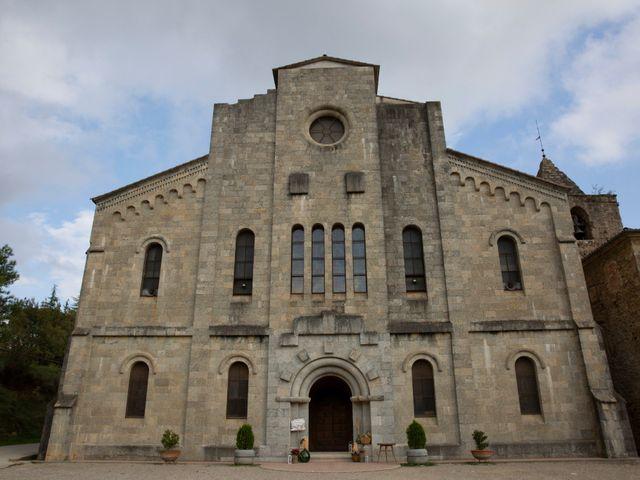 La boda de Javier y Susana  en El Collell, Girona 2