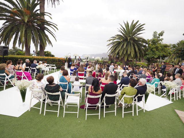 La boda de Sergio y Javi en Puerto De La Cruz, Santa Cruz de Tenerife 1
