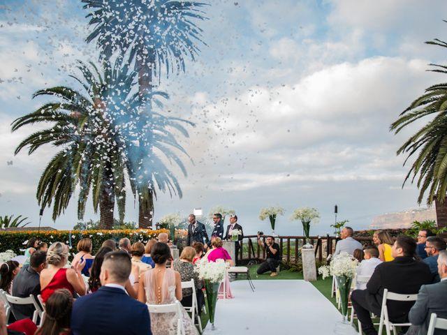 La boda de Sergio y Javi en Puerto De La Cruz, Santa Cruz de Tenerife 10