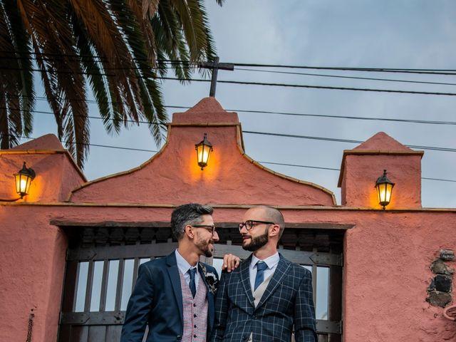 La boda de Sergio y Javi en Puerto De La Cruz, Santa Cruz de Tenerife 12