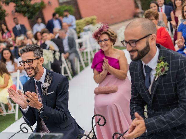 La boda de Sergio y Javi en Puerto De La Cruz, Santa Cruz de Tenerife 16