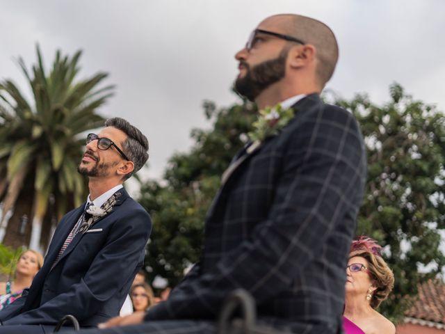 La boda de Sergio y Javi en Puerto De La Cruz, Santa Cruz de Tenerife 17