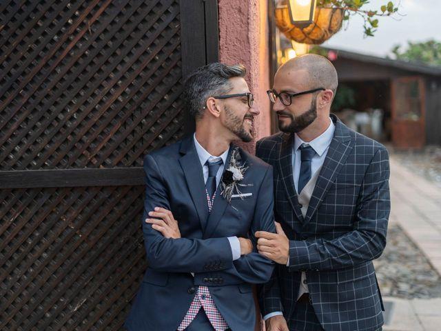 La boda de Javi y Sergio