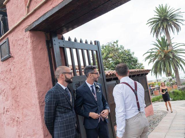 La boda de Sergio y Javi en Puerto De La Cruz, Santa Cruz de Tenerife 36