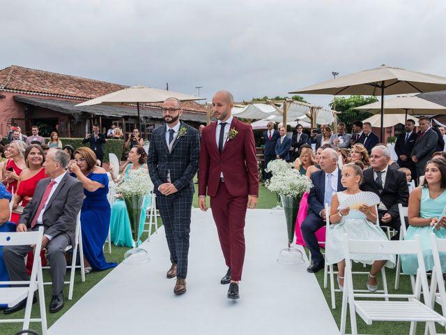 La boda de Sergio y Javi en Puerto De La Cruz, Santa Cruz de Tenerife 37